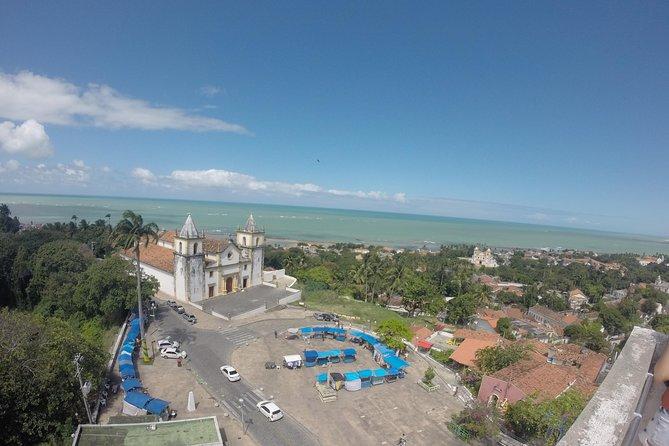 Traslado de chegada do Aeroporto de Recife até Olinda, Recife, BRASIL