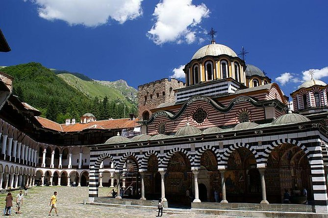 MÁS FOTOS, Sofia-Rila Monastery Shared Tour