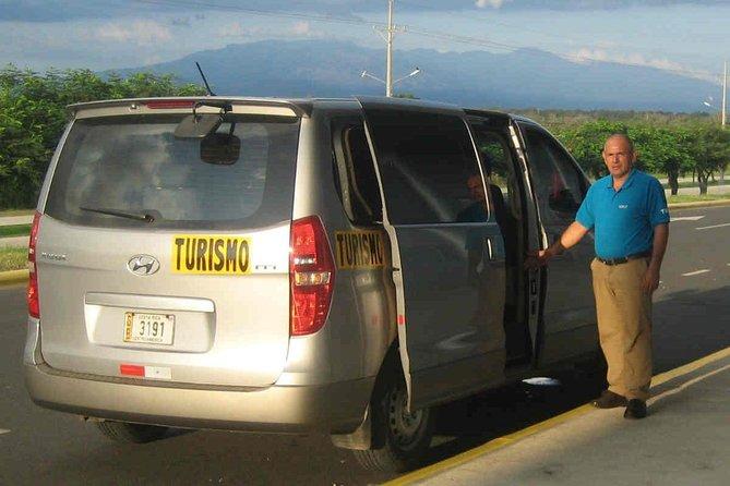 Private Shuttles from Liberia Airport to San Jose & Jaco, Liberia, COSTA RICA