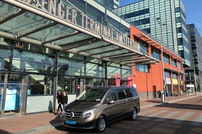 Traslado de ida y vuelta entre el aeropuerto de Schiphol y Ámsterdam, Amsterdam, HOLANDA