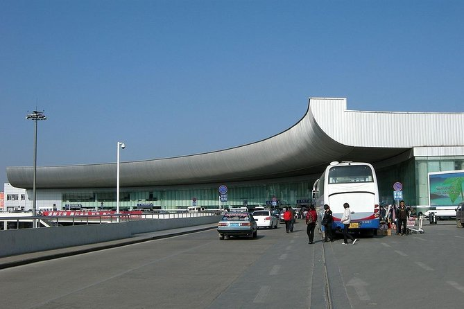 MÁS FOTOS, Private Zhengzhou International Airport Departure Transfer from City Hotels