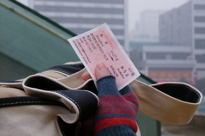 MÁS FOTOS, Private Zhengzhou Railway Station Transfer from City Hotels
