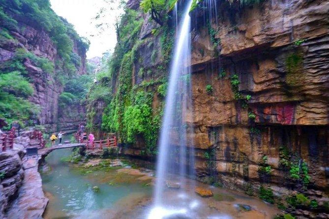 MÁS FOTOS, 1-Way Private Transfer Service to Yuntai Mountain from Zhengzhou City