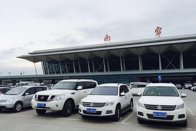 Avoid the stress of public transportation by booking this Xining Caojiabao International Airport transfer before you arrive! Travel from the Xining Caojiabao International Airport to your hotel in the Xining by a private vehicle. Upon your arrival at the airport, you will be met by a representative at the arrivals and transferred to your destination. It's that easy! Transfer services are available 24 hours a day, 7 days a week.