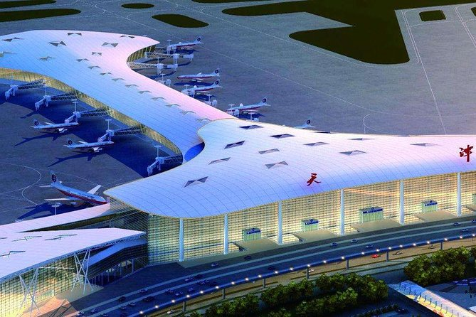 MÁS FOTOS, Private Tianjin Binhai International Airport Transfer to City Hotels