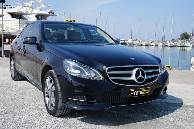 Private Arrival Transfer from Thessaloniki Airport to Halkidiki Area, Salonica, Greece