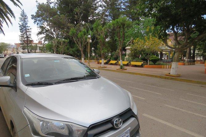 Private transfer from Tupiza to Uyuni with bilingual guide, Sucre, BOLIVIA