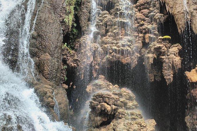 Day Tour - Tumpak Sewu Waterfall and Goa Tetes Trekking via Malang, ,
