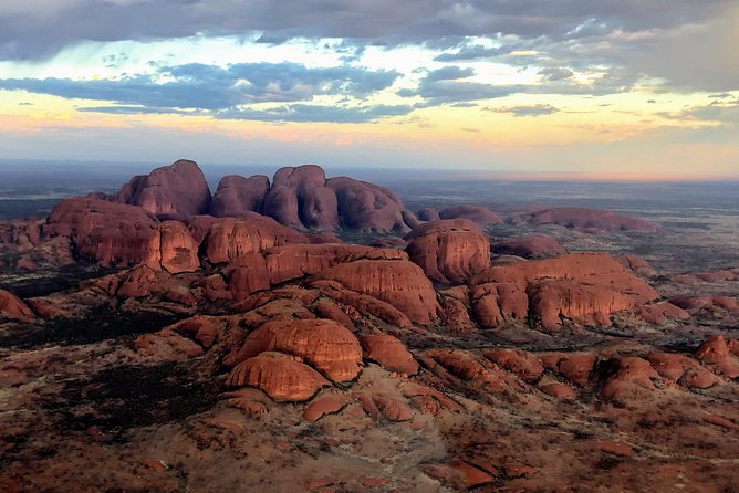 30min Helicopter Flight - Uluru & Kata Tjuta<br><br>As awe inspiring as Uluru is, it is not all this area has to offer. On this flight we also take you across to the spectacular domes of Kata Tjuta for a view that will leave you speechless. Due to the sacredness of this area so much of it is off limits from the ground, so the only way to really appreciate this amazing formation is to see it from above. You will not be disappointed.