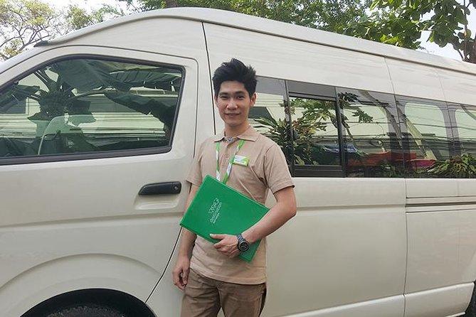 Traslado de chegada do Aeroporto Internacional de Bangcoc, Bangkok, Tailândia