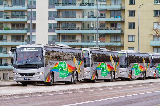 Traslado compartido para llegadas al aeropuerto de Arlanda, Estocolmo, SUECIA