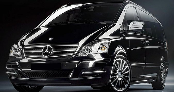 Private Transfers from Thessaloniki Airport to Chalkidiki. Low-cost, safe and reliable transfer with taxi minivan.
