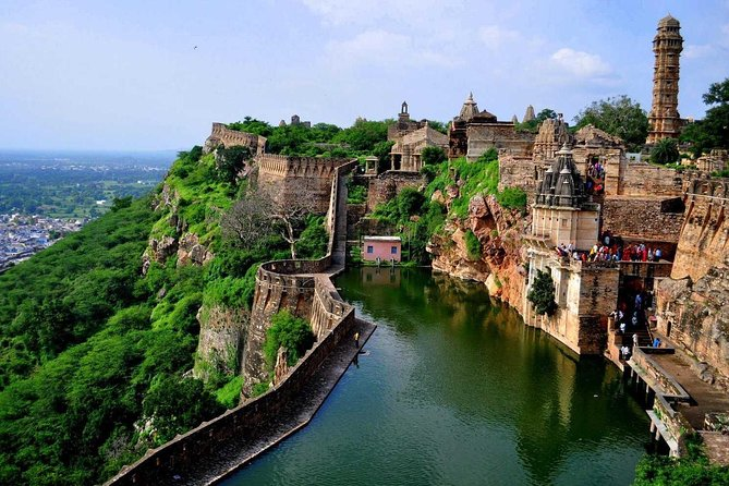 Experience4 Hrs Chittorgarh Excursion From Jaipur and Drop at Udaipur withTransports& Tour Guide , Visits To Chittorgarh Fort , Victory Statue and Things to do in Chittorgarh with Private Air-Conditioned Car and Private Driver for yourTransfer Cum Chittorgarh Excursion Plan. Pickup Within any Jaipur Location and Drop within any Udaipur Location. This is an Private Transfer Trip with 4 hrs Chittorgarh Excursion