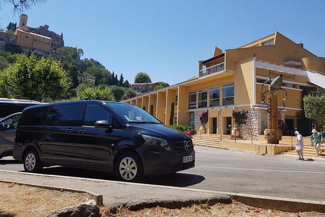 Transfer les baux de Provence to Marseille Airport, Arles, França