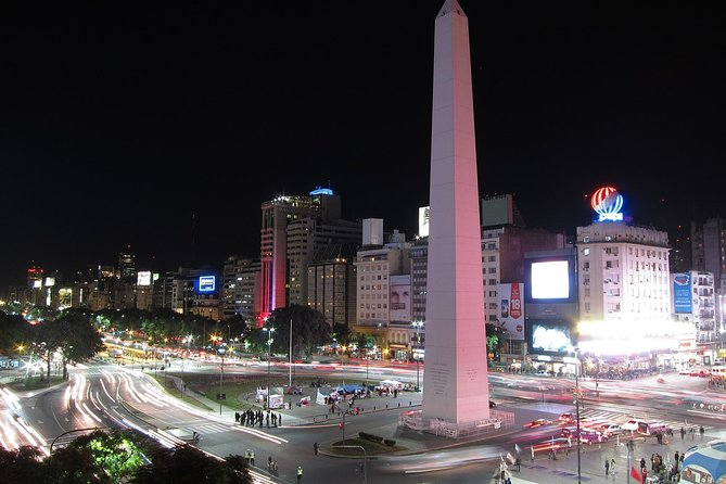 Private Round-Trip : EZE Buenos Aires Airport to Buenos Aires City Center, Buenos Aires, ARGENTINA