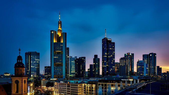 Private Arrival Transfer from Frankfurt FRA Airport to Frankfurt City, Frankfurt, ALEMANIA
