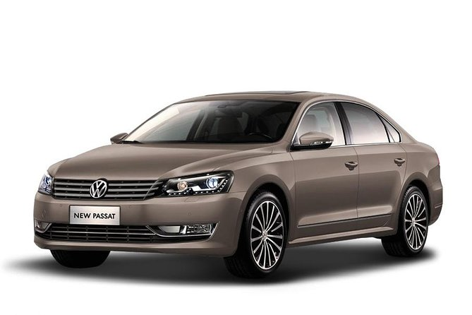 Private Pick-up From Shanghai Pudong Airport to Locations in City, Shanghai, CHINA