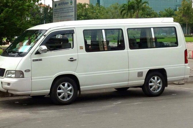 Siem Reap Private One-Way Airport Transfer, Siem Reap, CAMBOYA