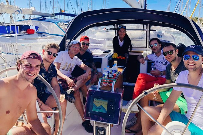 3,5 Hour Trip on Luxus Sailing Boat from Maspalomas, Gran Canaria, Spain