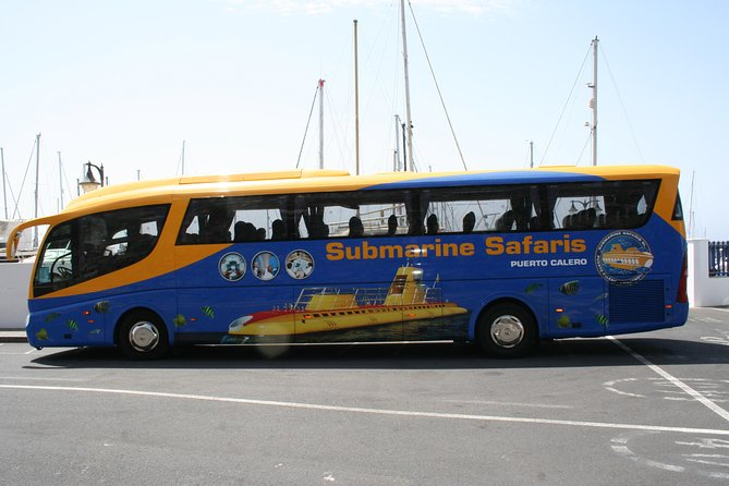 Submarine Safaris Lanzarote, Arrecife, ESPAÑA