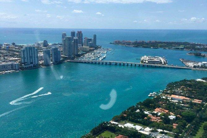 Taste of Miami Helicopter Tour, Miami, FL, ESTADOS UNIDOS