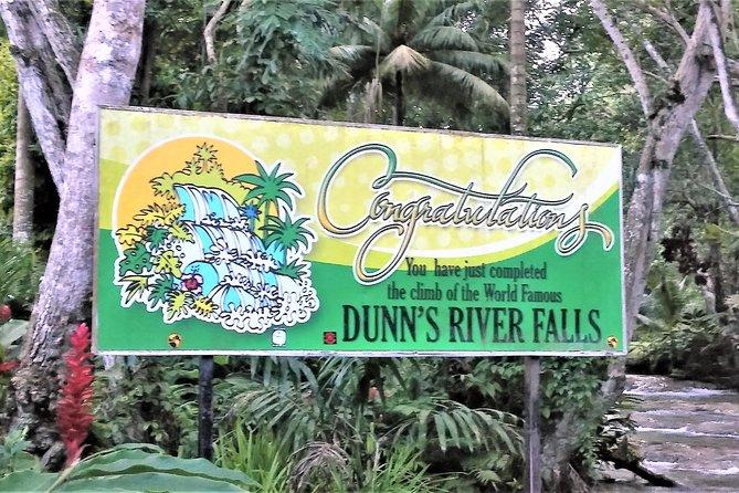 Excursión a las Cataratas del río Dunn y compras en Ocho Ríos desde Montego Bay y Grand Palladium, Montego Bay, JAMAICA