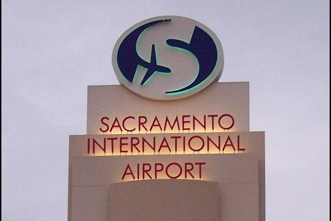Sacramento International Airport One Way Airport Transfer, Sacramento, CA, ESTADOS UNIDOS