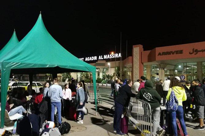 Agadir Airport Transfer to the Hotel, Agadir, MARRUECOS