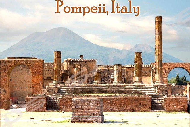 Transfer from your hotel in Amalfi coast to Naples and stop in Pompeii, Pompeya, ITALIA