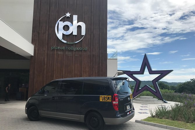 Planet Hollywood Beach Resort Costa Rica Shuttle Service, Liberia, Costa Rica
