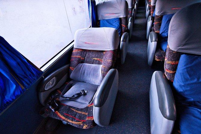 Bus Uyuni-lapaz, Uyuni, BOLIVIA
