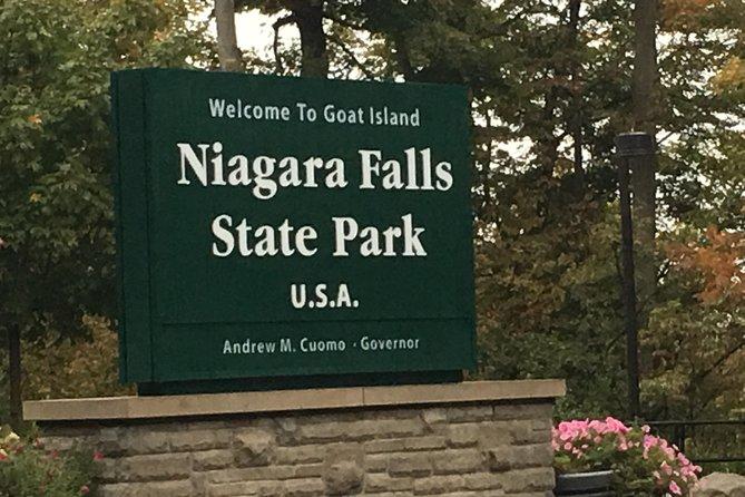 Shared Airport Transfer Buffalo Niagara Airport and Niagara On the Lake Canada, Cataratas del Niagara, CANADÁ