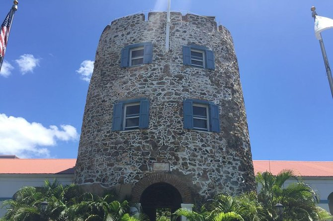 Godfrey Tours will pick you up at your ship or hotel and take you shopping in downtown Charlotte Amalie. Once done with shopping, board again for a scenic twohour sightseeing tour of the island. Enjoy the beautiful scenic views and have an unforgettable time on St. Thomas.