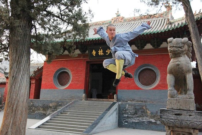 MÁS FOTOS, Private Day Tour to Shaolin Temple from Zhengzhou with Flexiable Departure Time