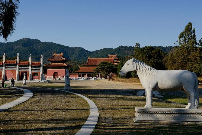 MÁS FOTOS, Tianjin Private Tour to Eastern Qing Tombs with Flexible Departure time