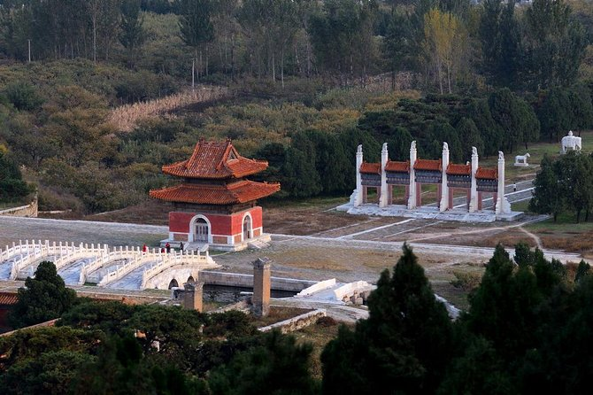 MÁS FOTOS, Tianjin Private Tour to Eastern Qing Tombs with Outdoor Hot Spring Experience