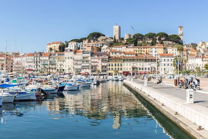 Cannes Shore Excursion: Private Day Trip to Grasse, Gourdon & St Paul de Vence, ,