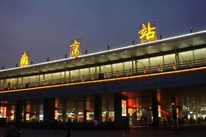 Private NKG Airport Transfer to Nanjing Railway Station, Nanjing, CHINA