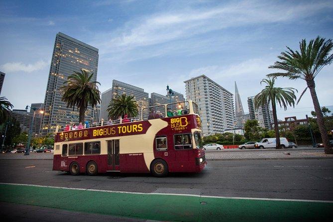 Recorrido nocturno por San Francisco en autobús Big Bus, San Francisco, CA, ESTADOS UNIDOS