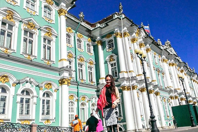 3 Days in St Petersburg - All Must-See Sites with Local Expert Guides, San Petersburgo, RÚSSIA