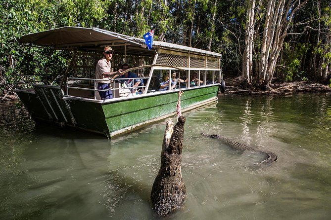 See crocodiles up close at Hartley's Crocodile Adventures. Take a boat cruise on Hartley's Lagoon and witness crocodiles being fed by experienced Park staff. You can also to see koalas, kangaroos, wallabies, snakes, cassowaries, crocodiles, quolls and other iconic Australian wildlife. Enjoy entertaining and educational wildlife presentations throughout the day.