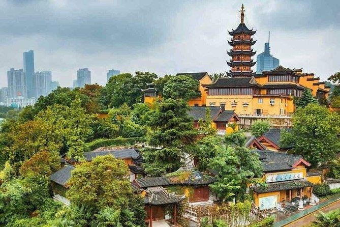 4-Hour Nanjing Private Tour: Nanjing Jiming Temple, Ming City Wall, Xuanwu Lake, Nanjing, CHINA