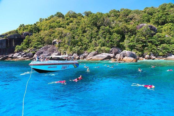 MÁS FOTOS, Similan Islands Snorkel Tour by Fantastic Similan Travel from Khao Lak