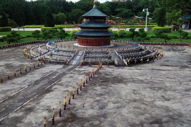 Private Shenzhen Tour: Splendid China Folk Village Cultural Center Tour from Guangzhou, Canton, CHINA