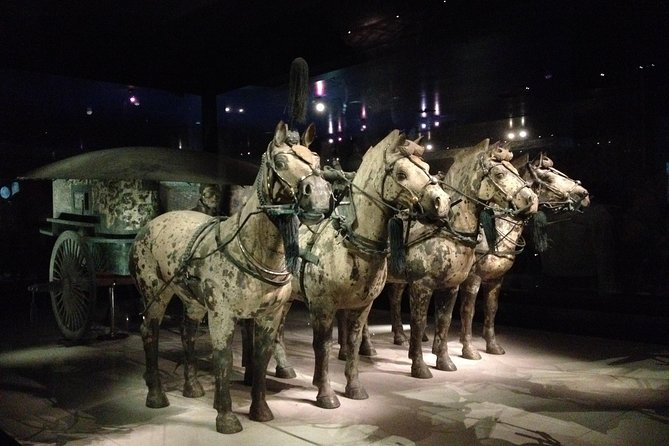 Terracotta Warriors Essential Full Day Tour from Xi'an, Sian, CHINA