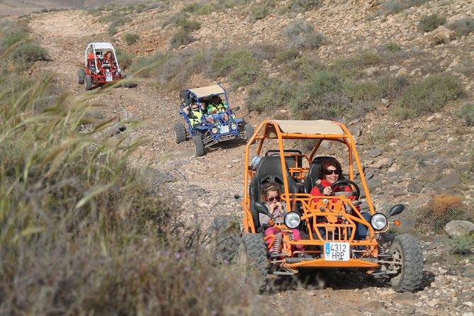 Quad Or Buggy Explorer In Caleta De Fuste, Fuerteventura, ESPAÑA