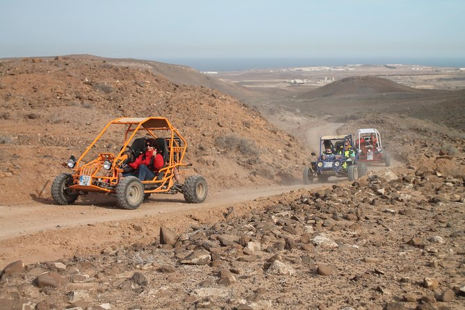 Quad Or Buggy Explorer In Caleta De Fuste, Fuerteventura, Espanha