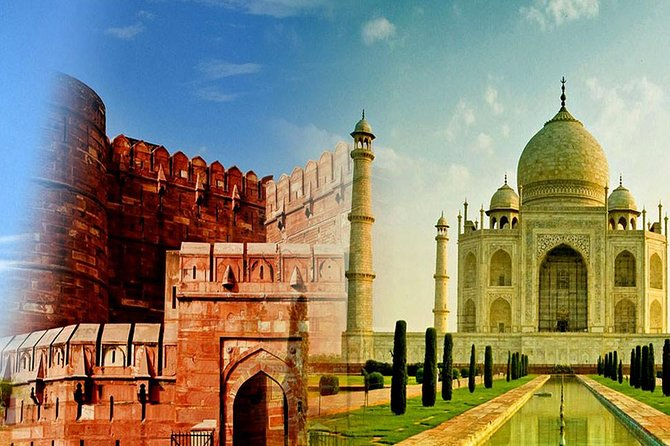 Same Day Taj mahal Tour By Car and Driver, Agra, India