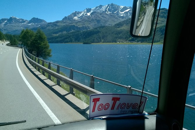 Tour to Bernina Express and Swiss Alps with Hotel Pick Up, Milan, ITALIA