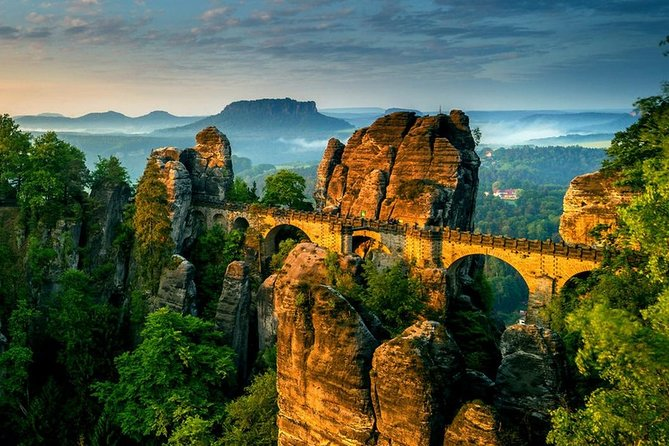 Best of Bohemian and Saxon Switzerland Day Trip from Dresden- Fantasy Tour, Dresden, Alemanha